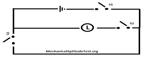 free sample electrical circuit questions