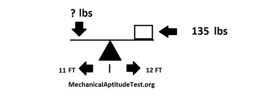Free sample lever questions mechanical aptitude test a 12747 ccuart Choice Image